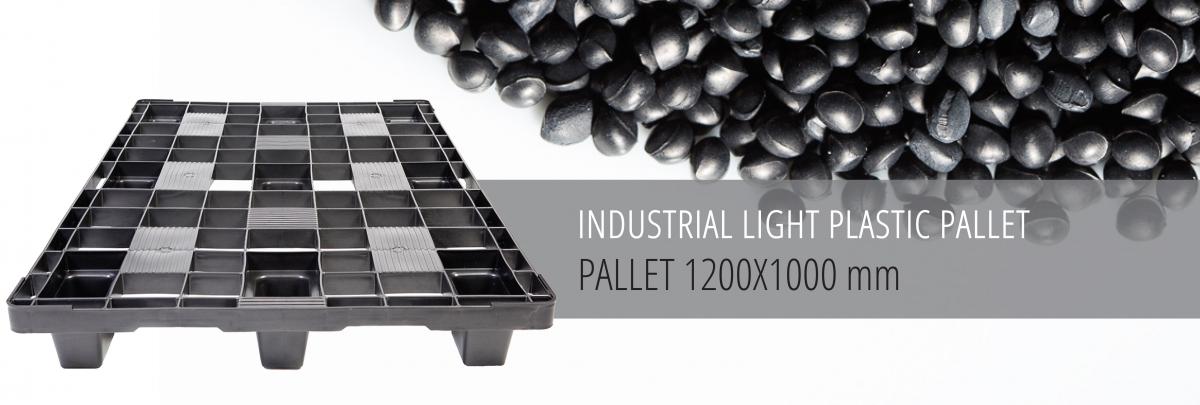 PALLET 1200X1000